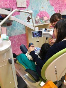 初めての歯医者  大田区蒲田の小児歯科
